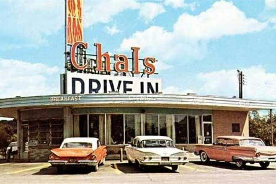 Chals drivein cambridge ohio portsmouth ohio drive in
