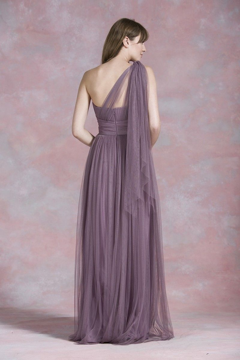 Bridesmaid dresses, lilac bridesmaids dresses, grey bridesmaids ...
