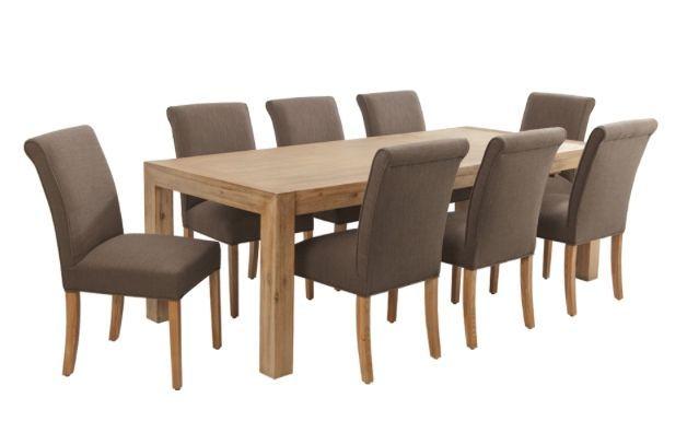 Dining Room Furniture Dallas Simple Dallas 230Cm Dining Table Home Furniture  Tables  Dining Tables Inspiration