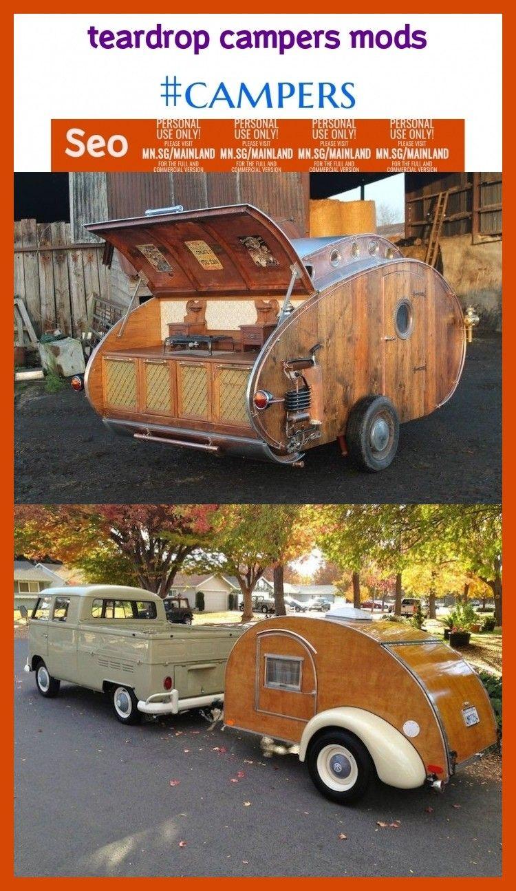 Teardrop campers mods teardrop campers interior, teardrop campers diy, teardrop campers for sale, t