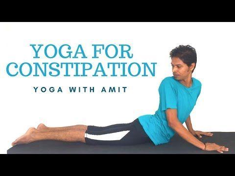 Épinglé sur yoga constipation