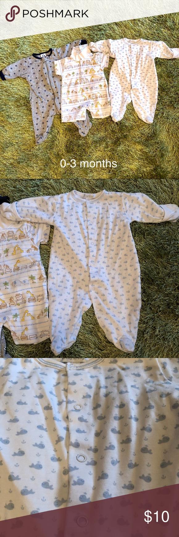 db4b57fd4 Baby boys clothing bundle size 0-3 months