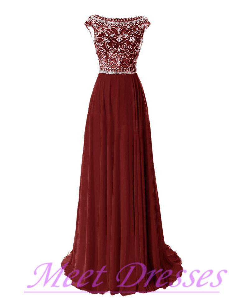 elegant a line v neck long chiffon baby pink long prom