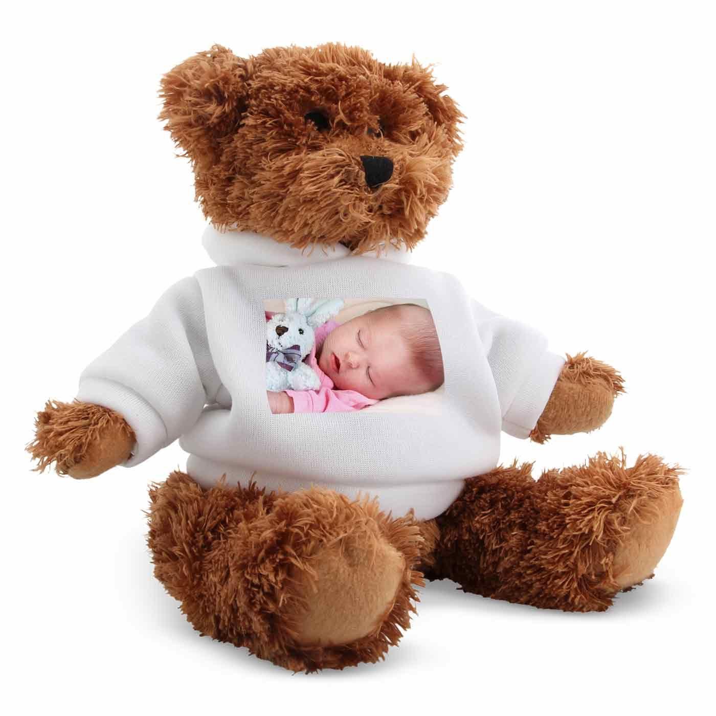 Photo Teddy Bear Create A Custom Teddy Bear Walgreens