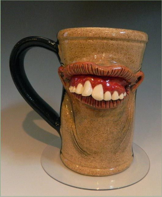 Unique Coffee Mugs Oh My Yum Pinterest