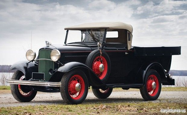 1932 Ford Model B 304 Ute I Love The Stylings Of Ford Cars And