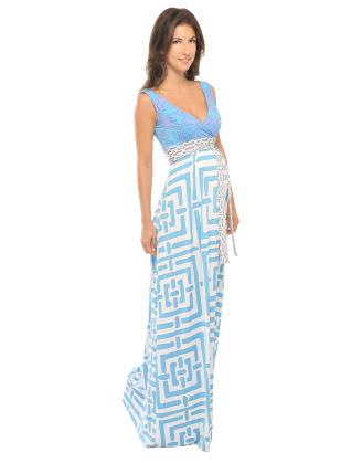 Brooke Maxi Maternity Dress | Maternity clothing, Maxi dresses and ...