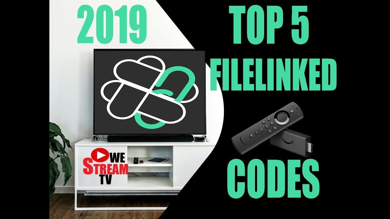 BETTER 10X THAN KODI BUILDS 🔥 TOP 5 FILELINKED CODES 2019 🔥[AMAZON
