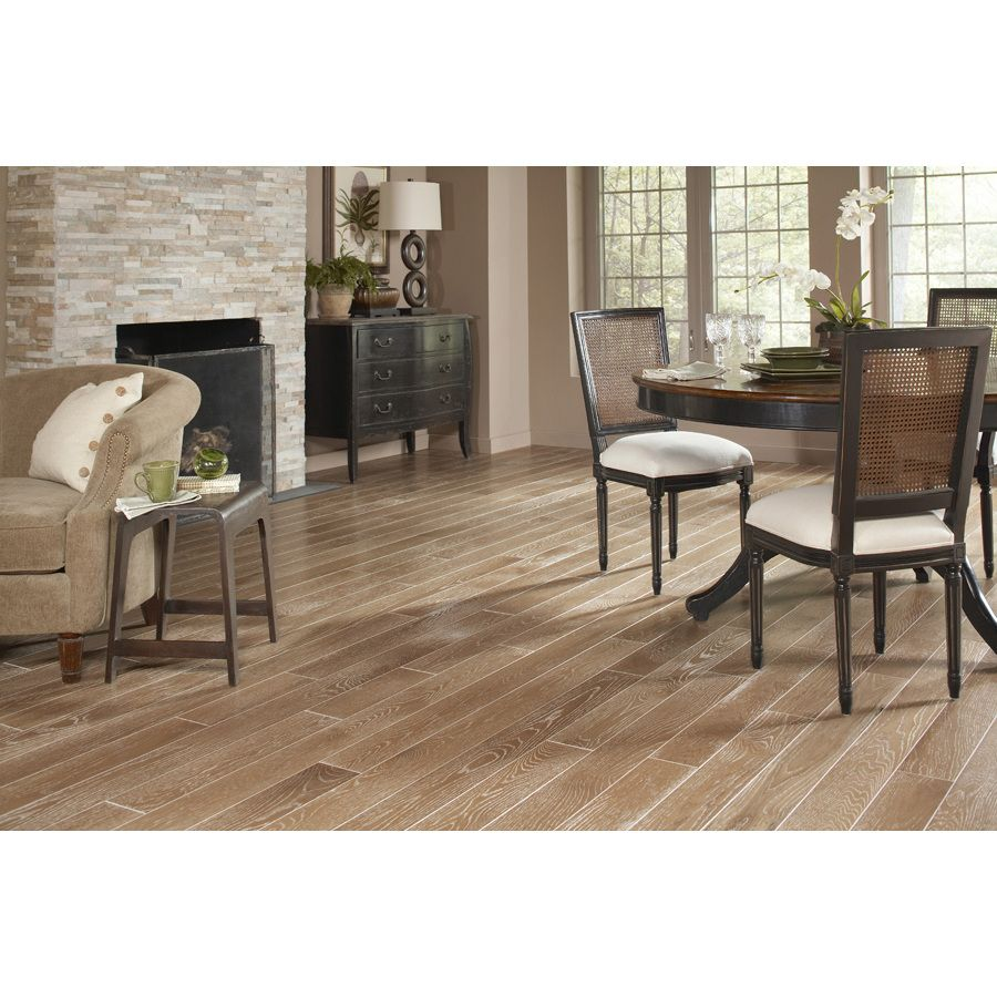 Shop Mullican Flooring Castillian 5in W Prefinished Oak