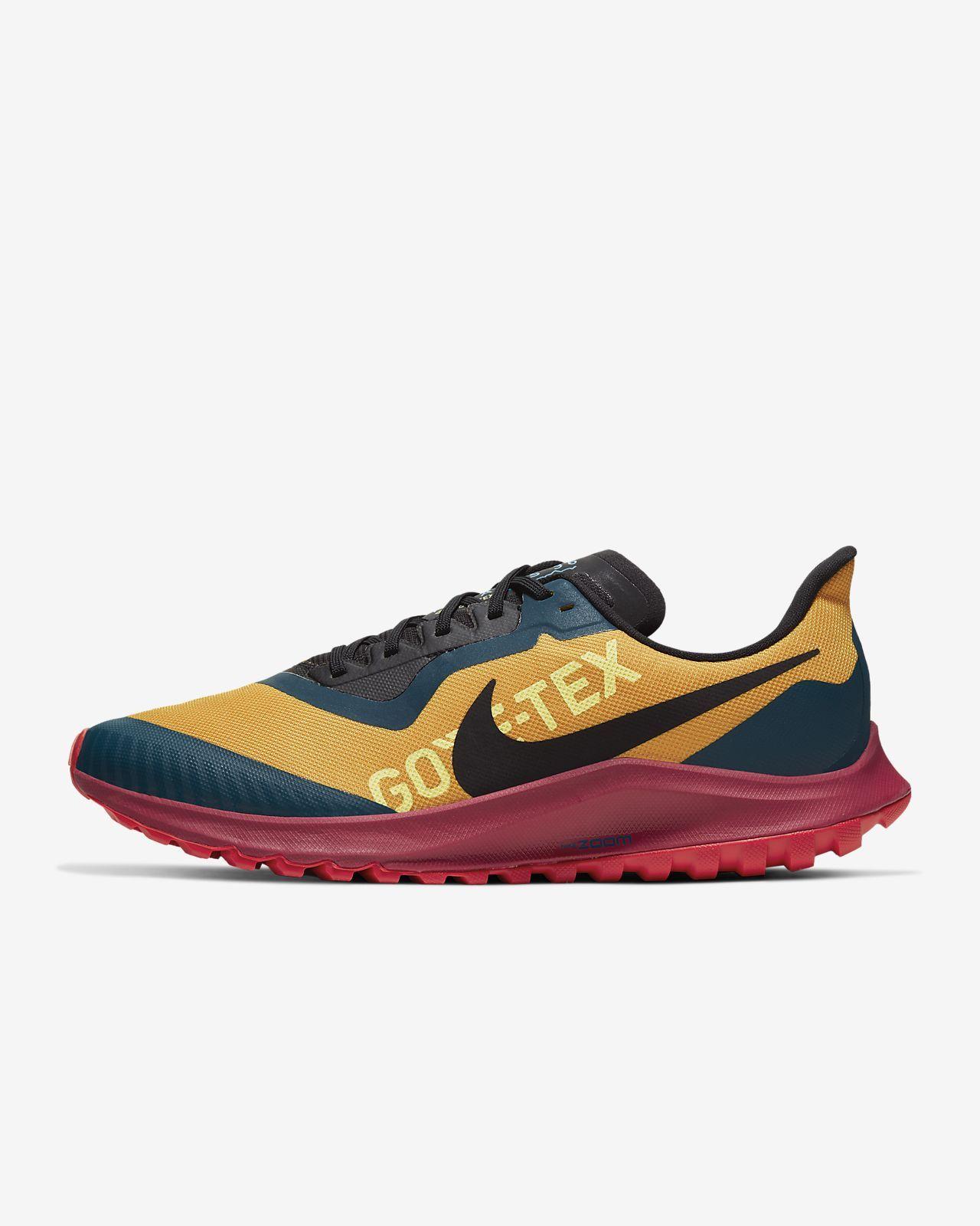 Nike Zoom Pegasus 36 Trail GORE-TEX Men's Trail Running Shoe ...