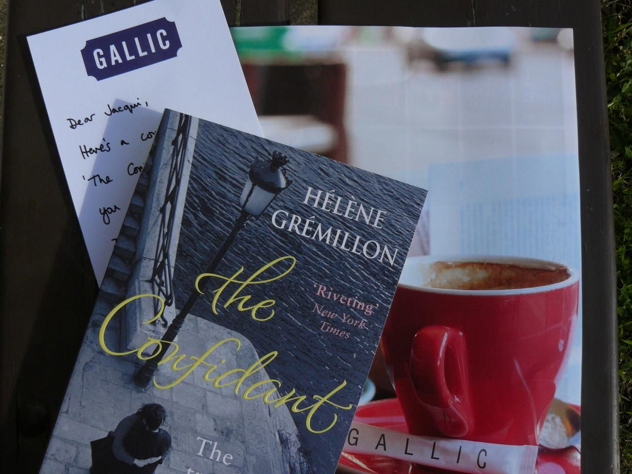 Gallic Books Bestselling French Books Translated Into English