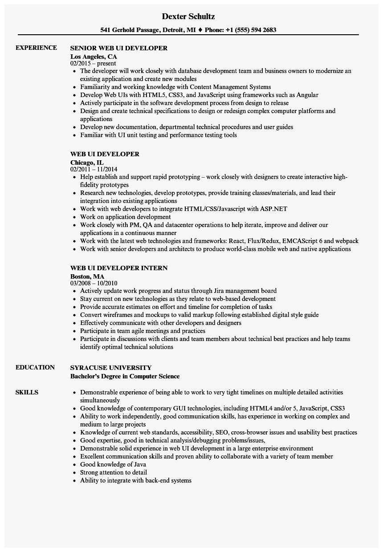 Pin On Resume2