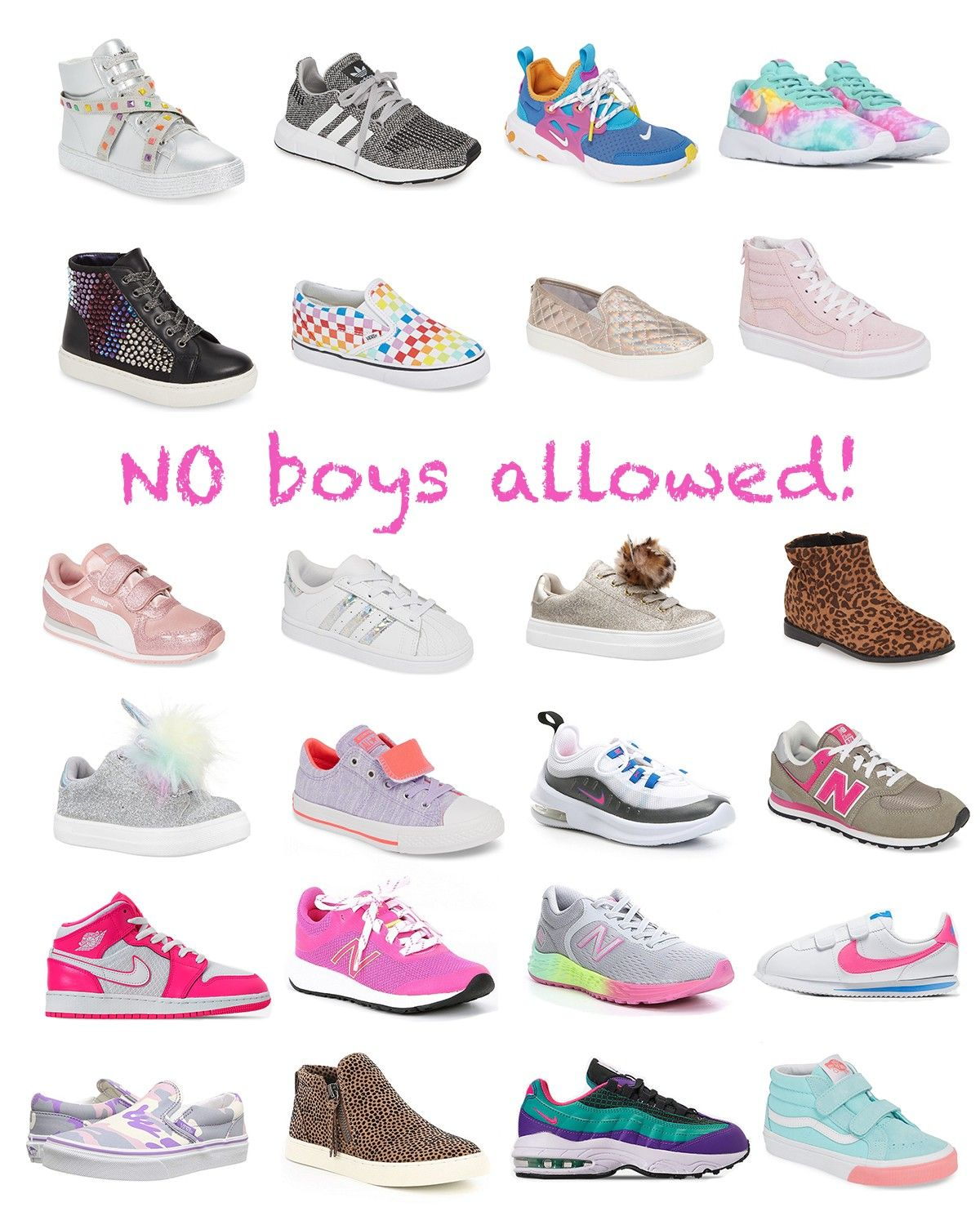 Back to school shoes - Style Duplicated