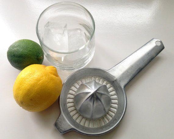 Vintage Citrus Reamer, Foley Aluminum Reamer #Barware #Cocktail #sfuso #gotvintage