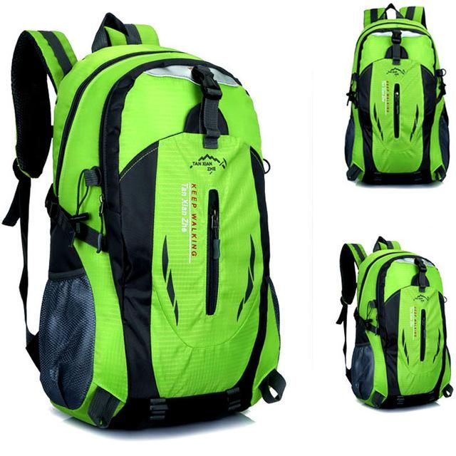 Hot Sale Men s Black Backpack Waterproof Back Pack Laptop Mochila High  Quality Designer Nylon Backpacks Male Escolar b204db9b16543