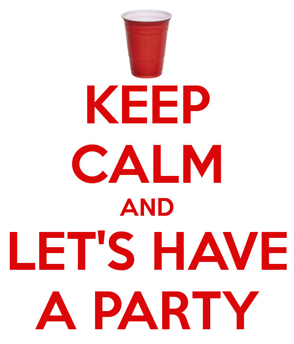 have a party - Bing Images