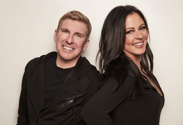 Todd Chrisley And Sara Evans Discuss Infinite Love Duet