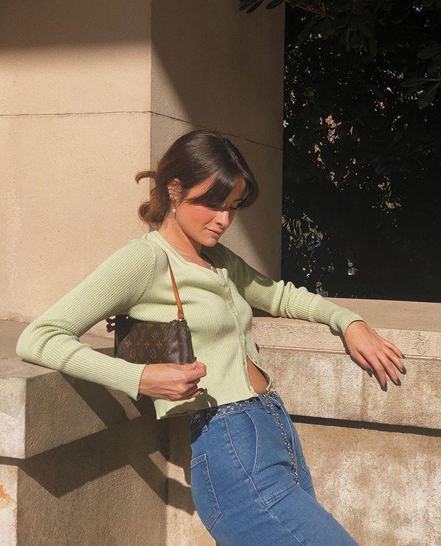 Photo of Sobre roupas vintage Pin Você pode usar facilmente meu perfil …