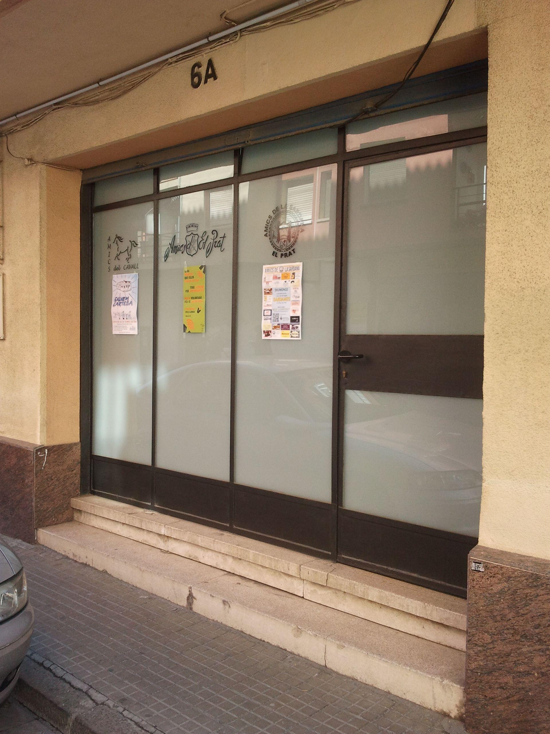 Amics d'El Prat. El Prat de Llobregat. http://www.amicsdelprat.cat/