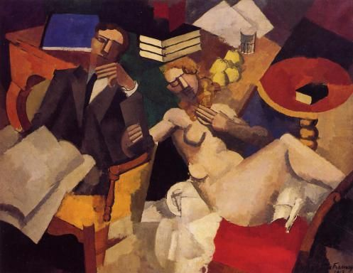 roger-de-la-fresnaye-married-life