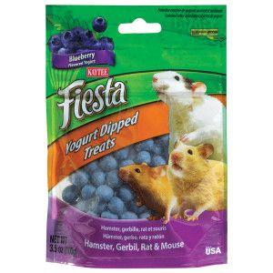 Kaytee Fiesta Yogurt Dipped Treats Petsmart Hamster