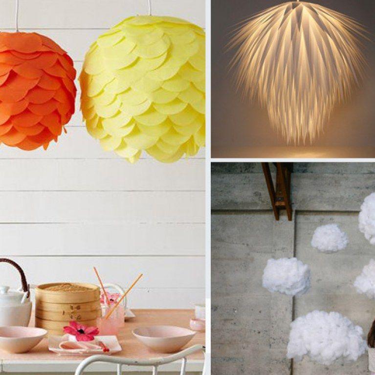 Kaum Was Investieren Dafur Aber Ordentlich Was Bekommen So Macht Diy Richtig Spass Ikea Lampen Lampen Selber Machen Ballon Lampe
