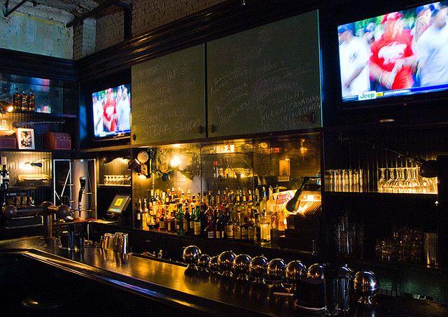 Warren 77 Bar Sports Bar Back Bar Restaurant Bar