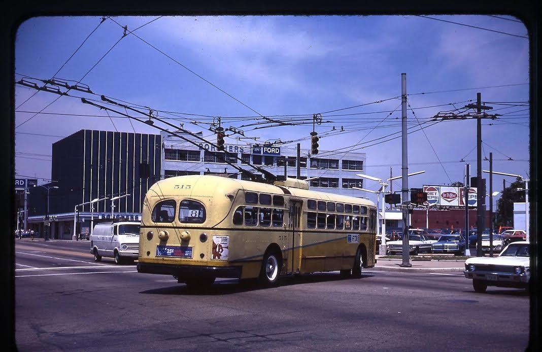 Dayton Rta Marmon Herrington Trolley Coach Trolleys Etc