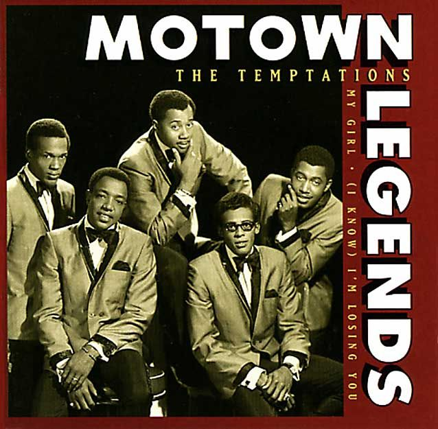 """Three Classic Temptations Songs, """"My Girl"""", """"Ain't Too"""