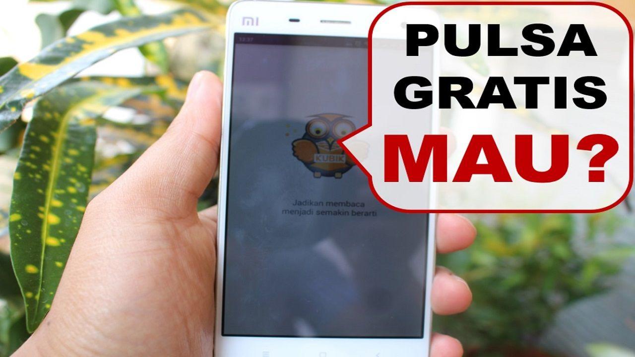 Cara Mendapatkan Pulsa Gratis Di Android Melalui Aplikasi Penghasil Pulsa Android Aplikasi Kegembiraan