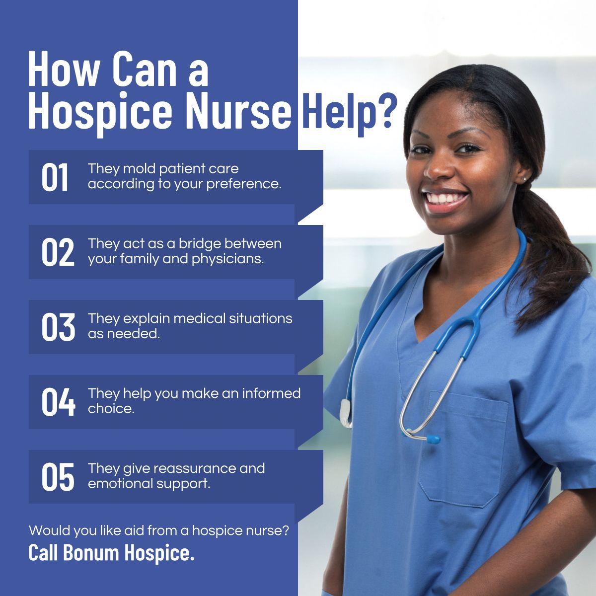 Pin on bonum hospice