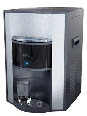 Oasis Pou1ccths Onyx Countertop Pou Hot Cold Water Dispenser With