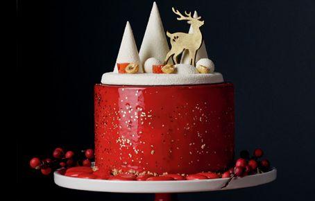 La magie de Noël s'invite dans la Pâtisserie de La Grande Epicerie de Paris
