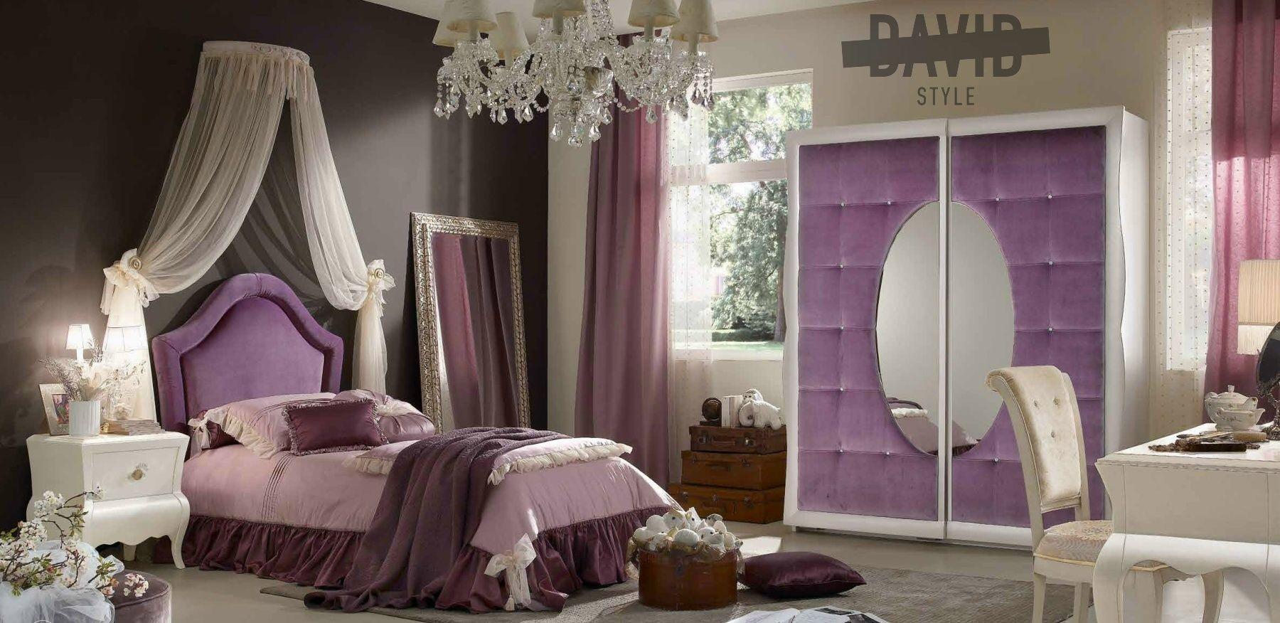 Luxury bedroom Camera da letto barocco moderno DavidStyle for your ...