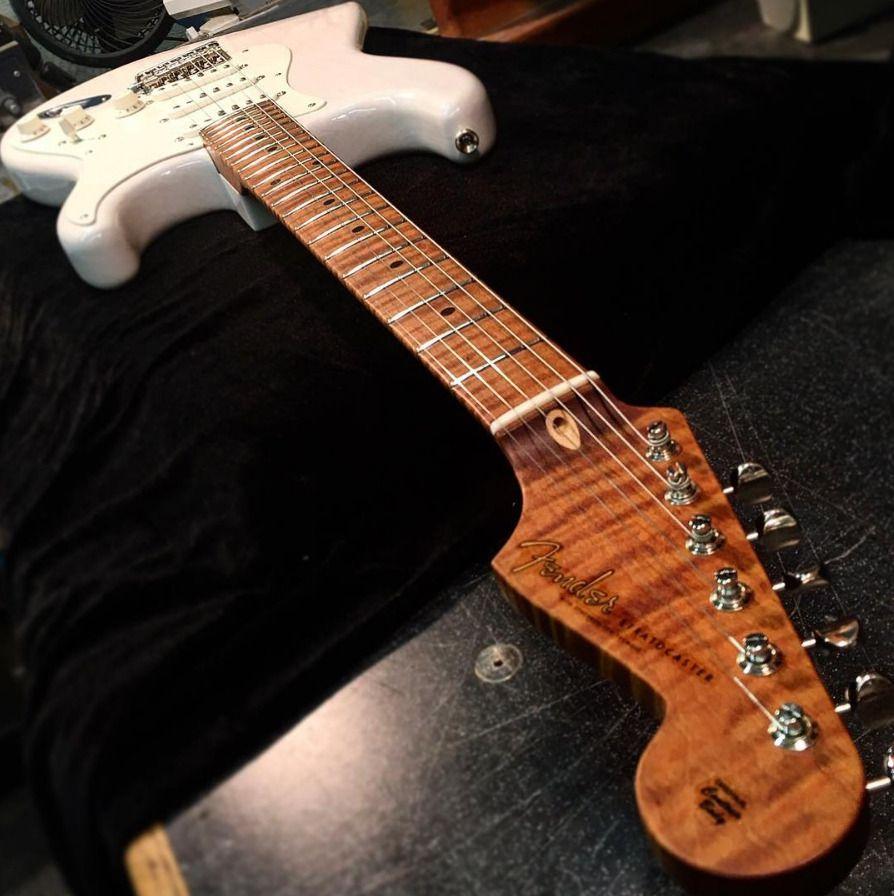Straturday Treat By Dale Wilson Fender Custom Shop Nos