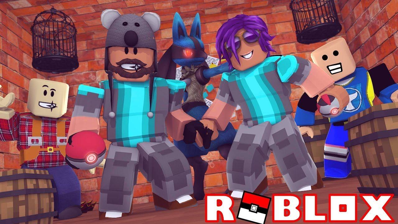Lucario Is So Op Pokemon Brick Bronze 8 Roblox W