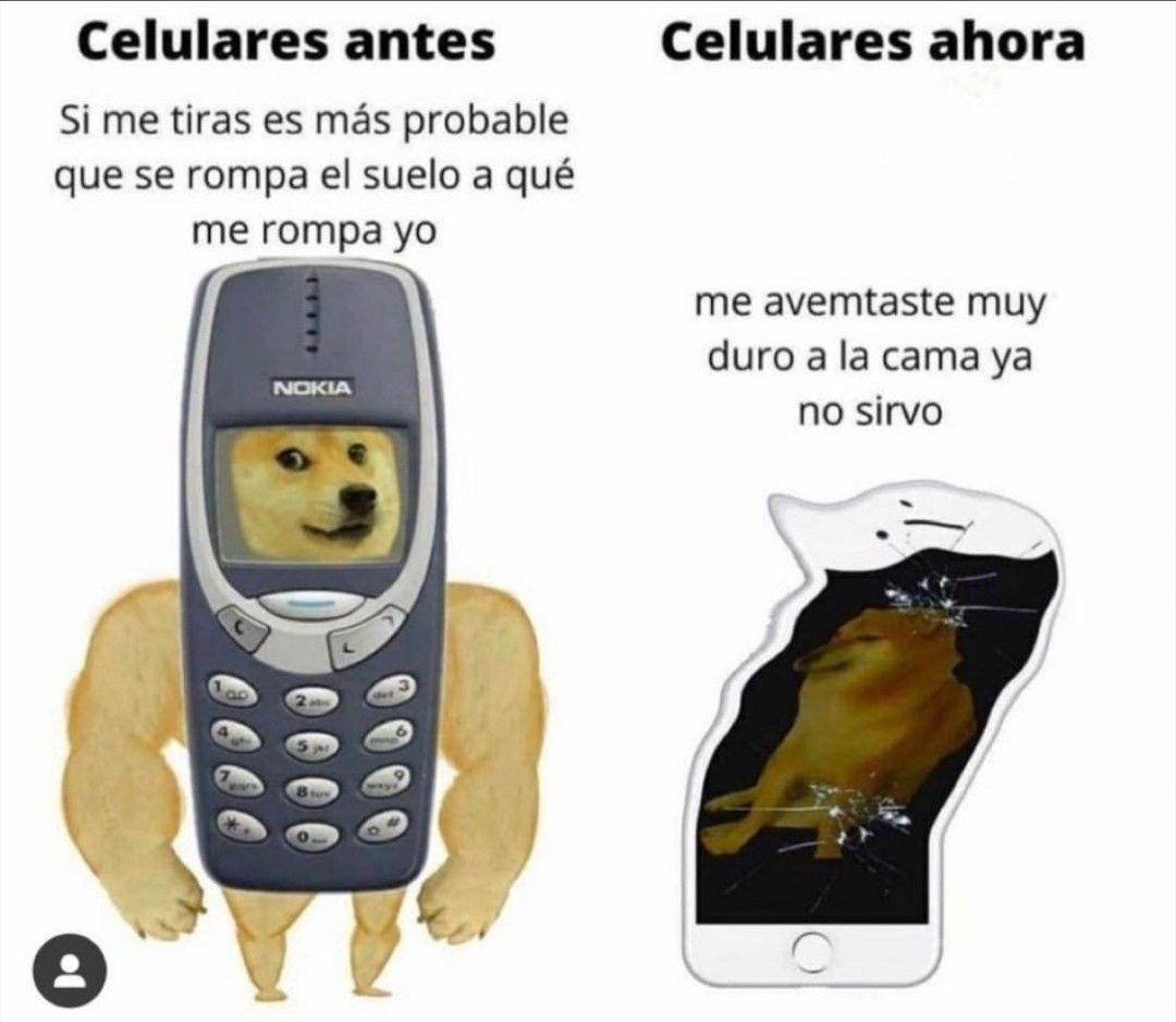 Memes De Cheems Perritos Explican Como Eran Las Cosas Antes Y Ahora