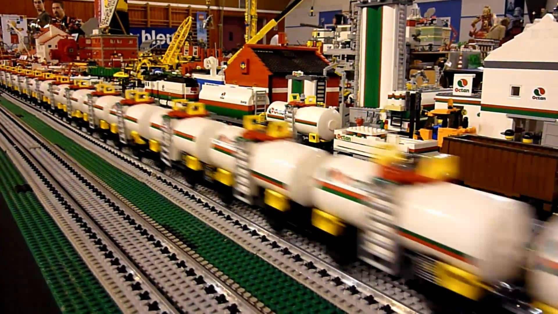 Train Lego Octan fast Legnome   Lego, Train, Travel