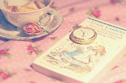 """""""Phantasie ist die einzige Waffe im Krieg gegen die Wirklichkeit.""""                           Lewis Carroll (1832-1898)"""