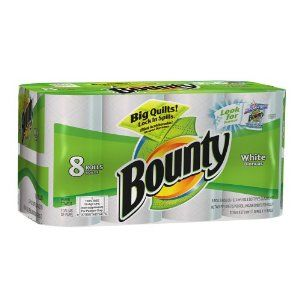 Get A Great Stock Up Price On Bounty Paper Towels At Target With