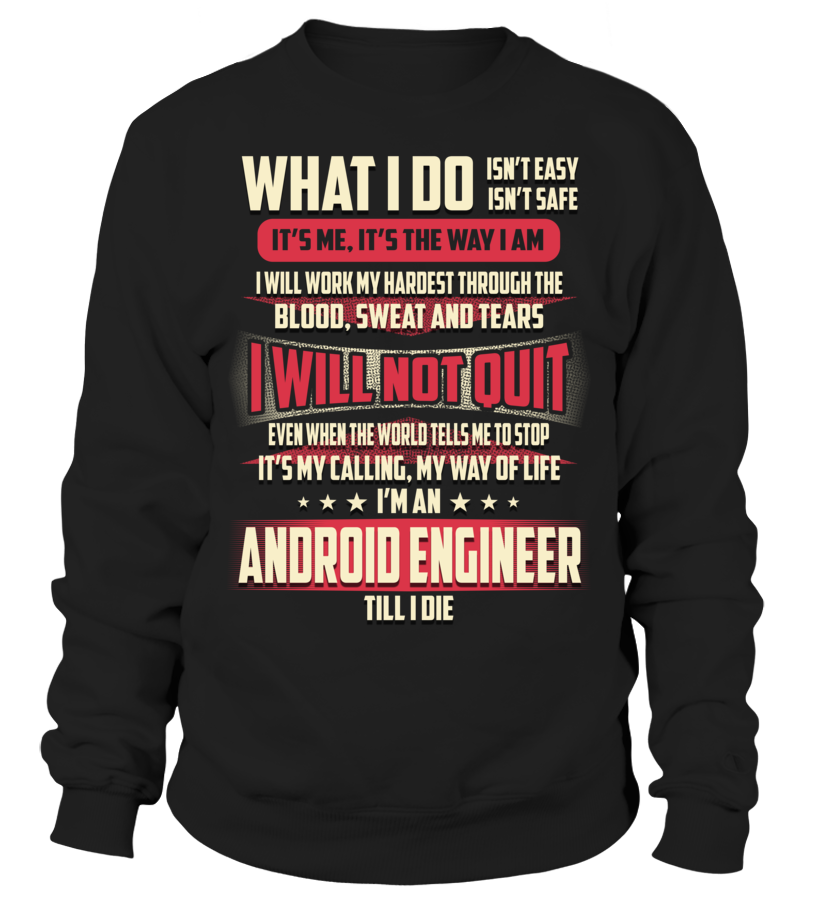 Android Engineer - What I Do