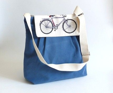 Bicycle bag for me