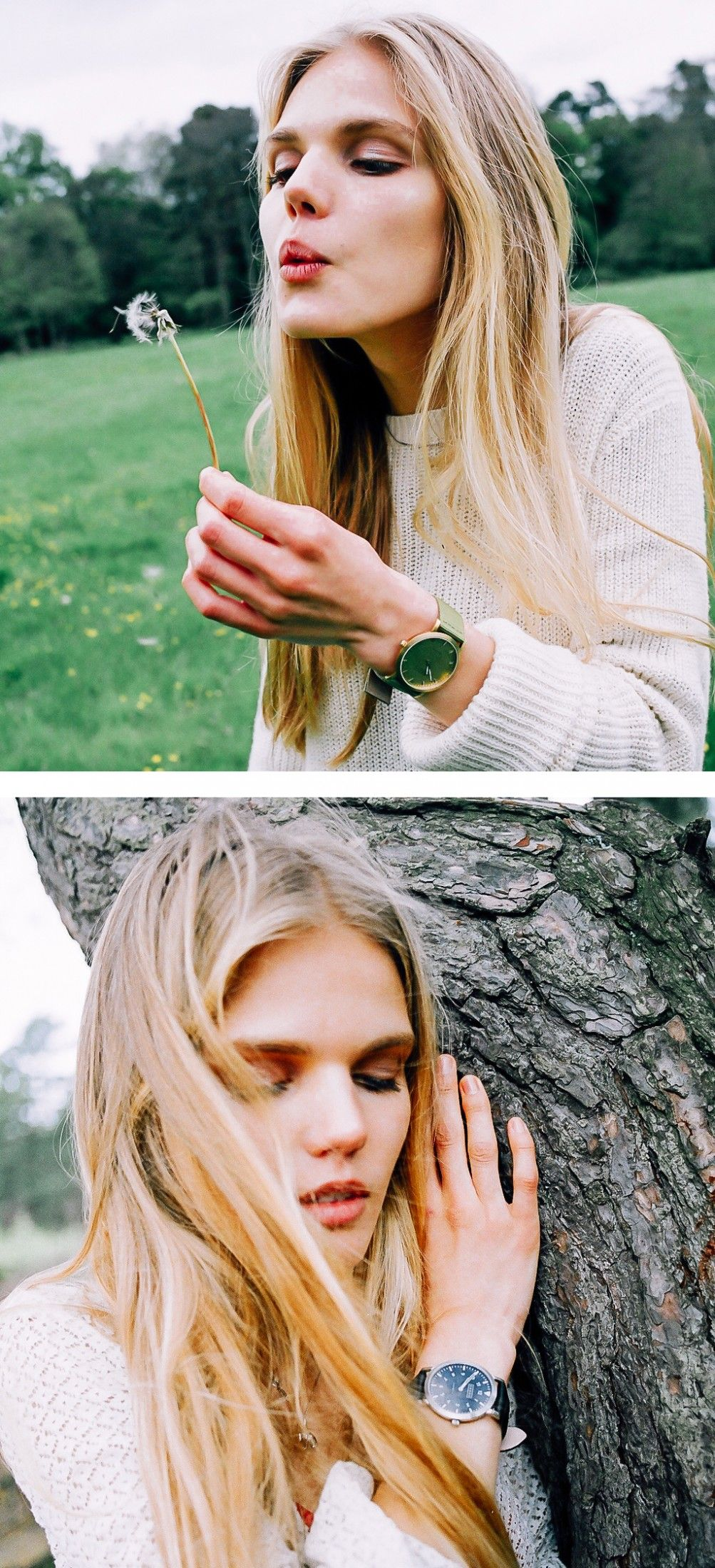 Shore Projects has so many lovely colored watches!