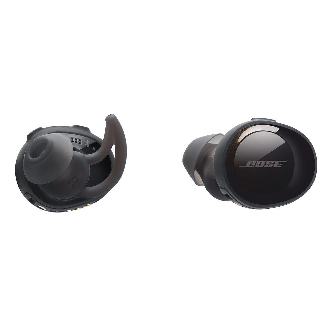 Bose Soundsport Free Wireless Headphones Black Apple Wireless Headphones Headphones Bluetooth Headphones