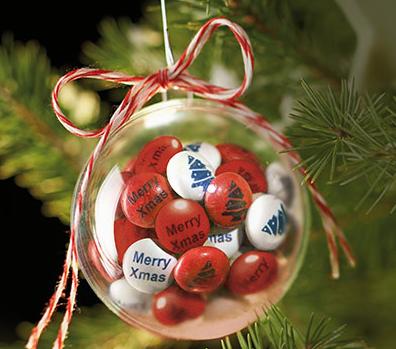M&M's Merry Christmas