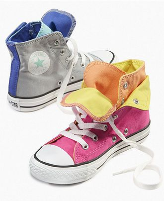 Converse Kids Shoes, Girls and Boys Chuck Taylor All Star