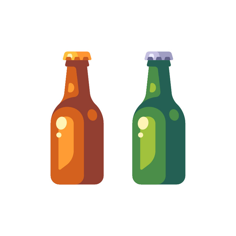 Pin By Ivan Dubovik On My Work Beer Design Beer Illustrator Inspiration