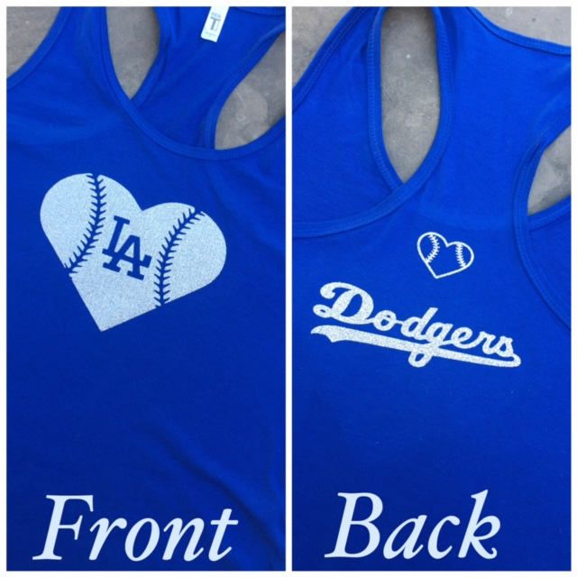 d6b3c122 Dodgers Tank Top, Dodgers, Los Angeles, Glitter Tank Top, Dodgers Shirt,  Dodger Girl, Baseball Mom by MelisCarlosDesigns on Etsy