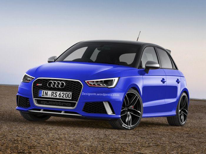 Audi Rs1 Sportback Renderings Audi Audi A1 Audi Cars