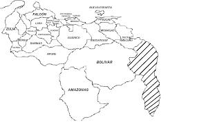 Resultado De Imagen Para Mapa De Venezuela Con Sus Estados Y Capitales Colorful Pictures Coloring Pages Picture Gallery